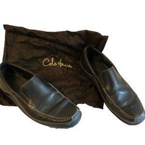 Cole Haan Men's Size 11M Leather Slip On Shoes